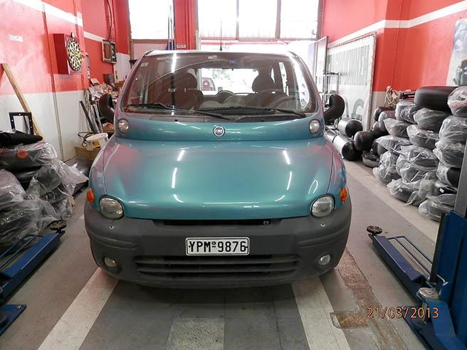 Fiat Multipla 1.6 16v  Image