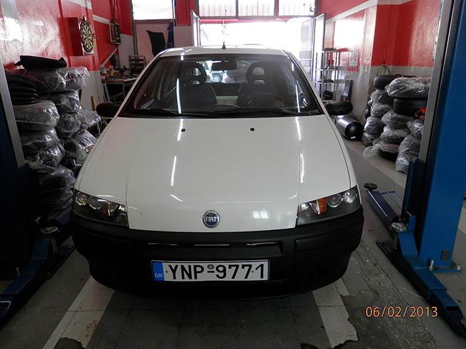 Fiat Punto 1.2 8v  Image