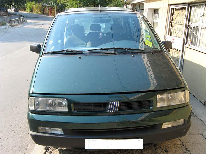 Fiat uliysse 2.0  Image