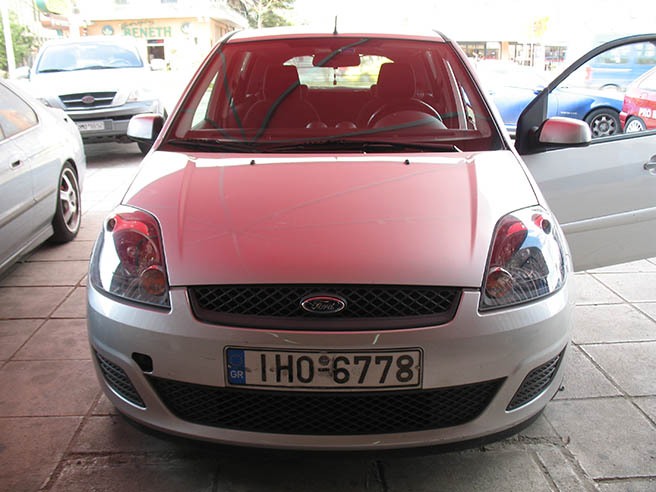 Ford Fiesta 1.4  Image