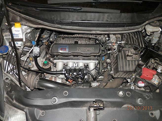 Image No2 for Honda Civic 1.4 16v 2010