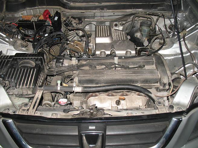 Image No2 for Honda CRV 2.0