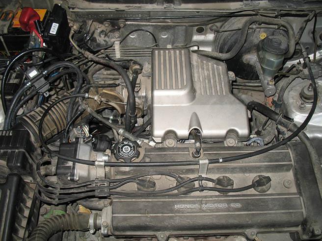Image No3 for Honda CRV 2.0