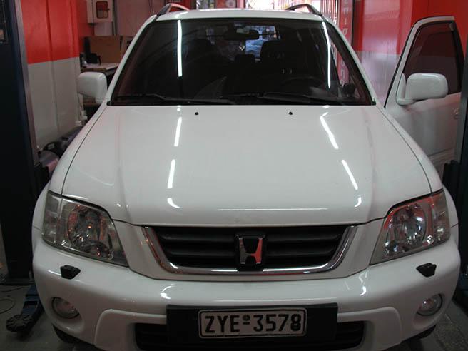 Honda CRV 2.0 16V  Image