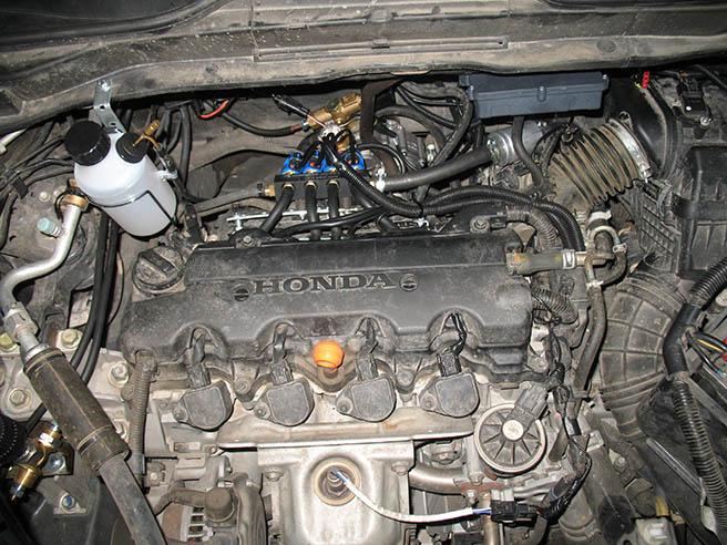 Image No4 for Honda CRV EMKO-CNG