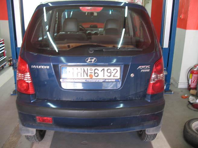 Hyundai Atos Prime  Image