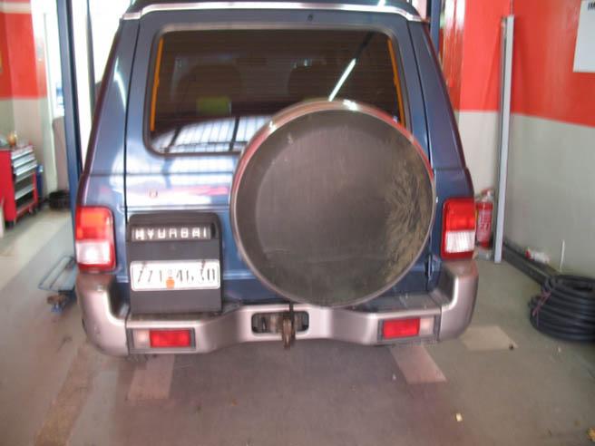 Hyundai Galloper  Image