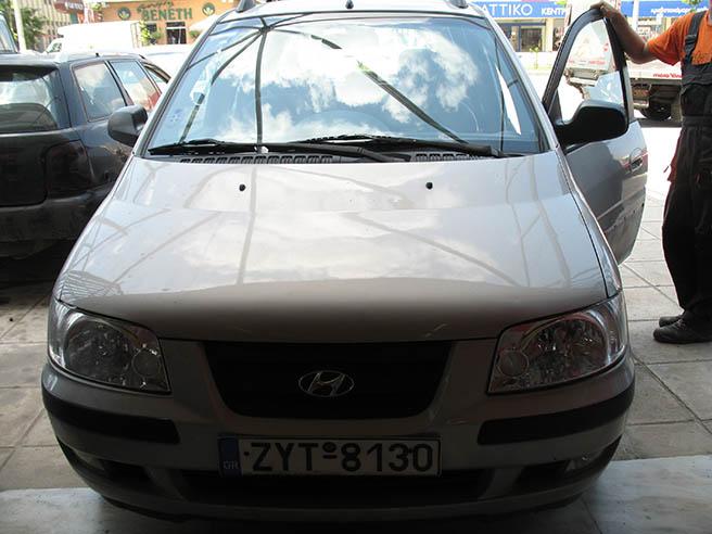 Hyundai matrix 1.6 16v  Image
