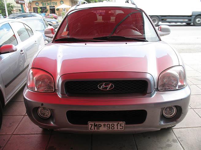 Hyundai Santa Fe 3.7  Image