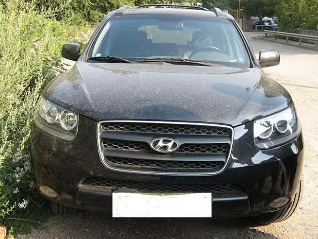 Hyundai santafee 2.7 24V 180 kw  Image