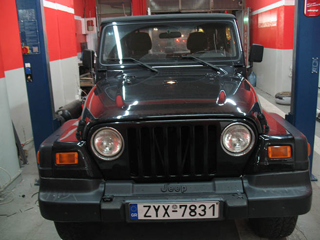 Jeep Wranger 4.0  Image