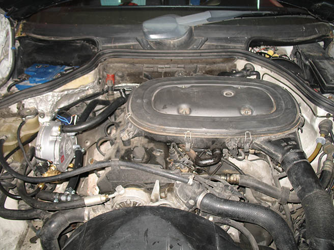 Image No3 for MERCEDES 124 2.0