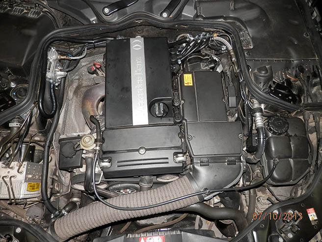 Image No4 for MERCEDES E180KOM