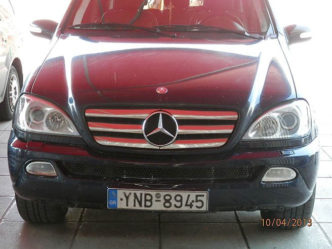 MERCEDES ML 320 v6  Image
