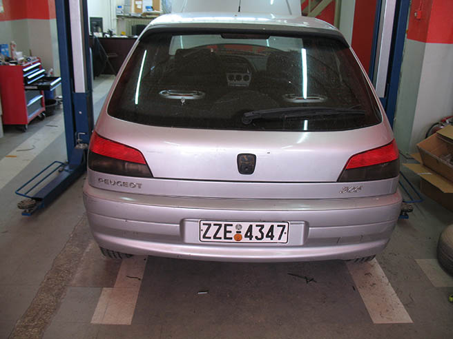 Peugeot 306  Image