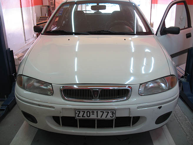 ROVER 200  Image
