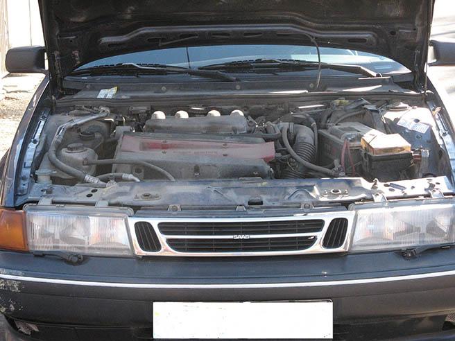 SAAB 2000 16V  Image