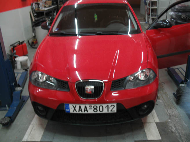Archive image for SEAT Ibiza 1.4