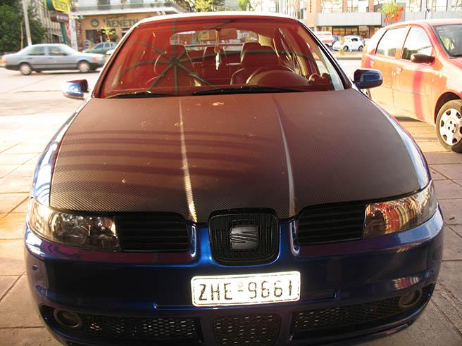 SEAT Leon 1.8T 20v - 430hp  Image