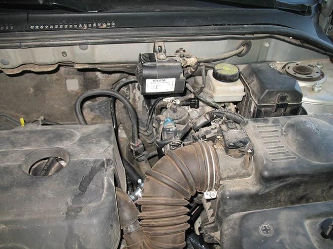Image No5 for TOYOTA Avensis 1.8 16v