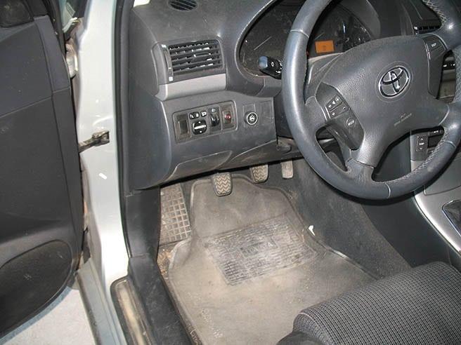 Image No2 for TOYOTA Avensis 1.8 16v