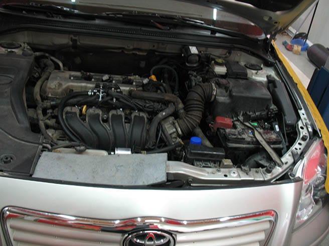 Image No6 for TOYOTA Avensis 1.8 bardolini
