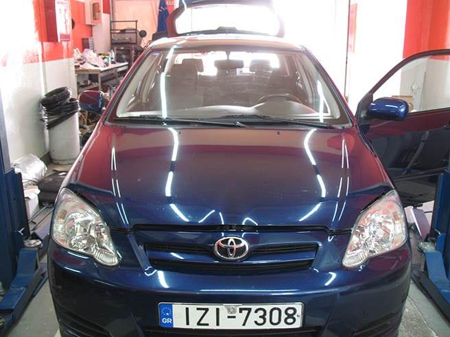 TOYOTA Corolla 1600 16v  Image
