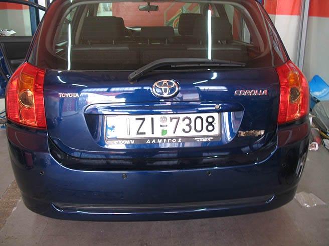 Image No3 for TOYOTA Corolla 1600 16v