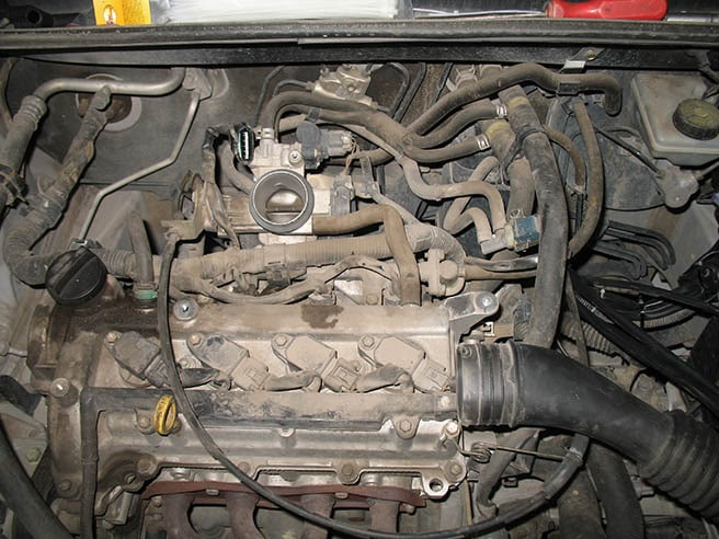 Image No5 for TOYOTA yaris 1100 gr