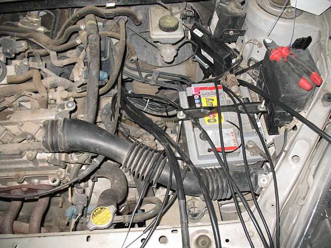 Image No2 for TOYOTA yaris 1100 gr