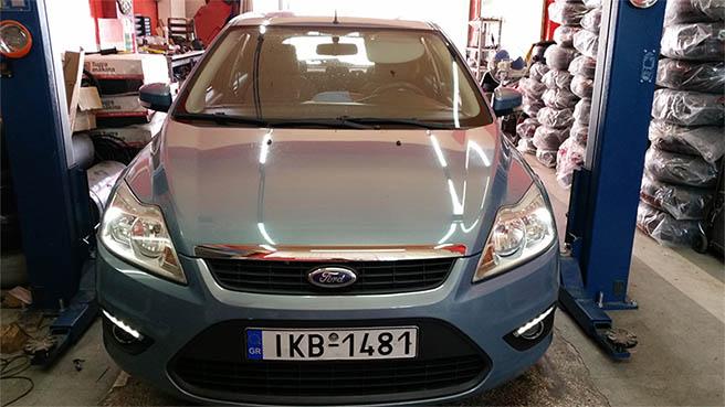 Ford FOCUS 1.6 16V- 2011  Image