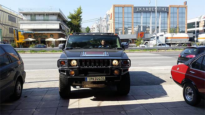 Hummer H-2  6.0 V8  Image