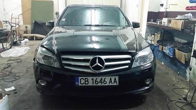 Mercedes C300 v 6 2010  Image