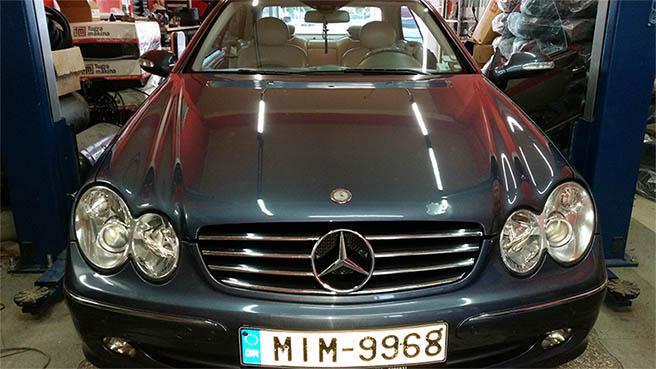 Mercedes CLK200  Image