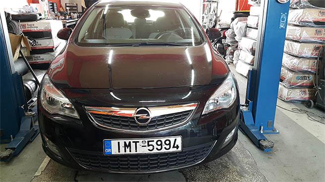 Opel ASTRA 1.8 16V ECO - 2012  Image