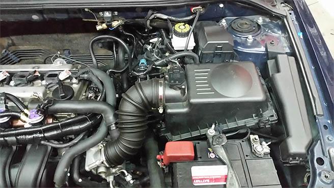 Image No4 for Toyota AVENSIS 1.8 16V -VIALLE