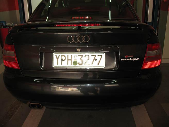 Audi A4 1.6  Image