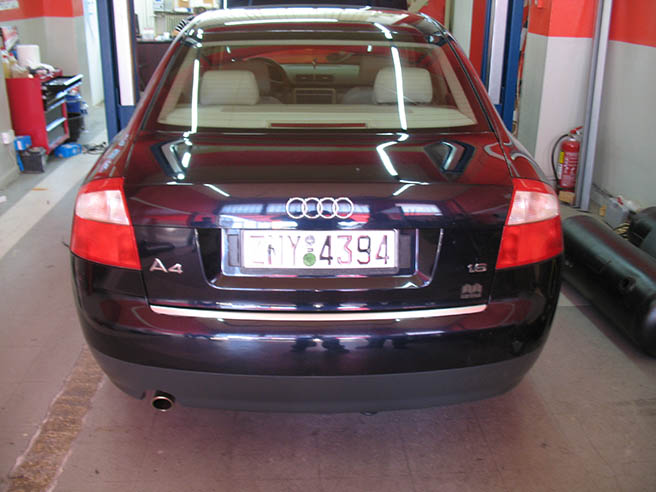 Audi A4 1.6 2005  Image