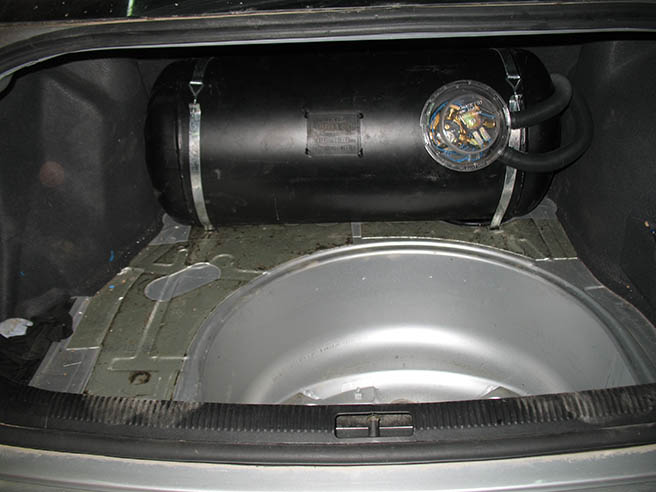 Audi A4 1.8  Image
