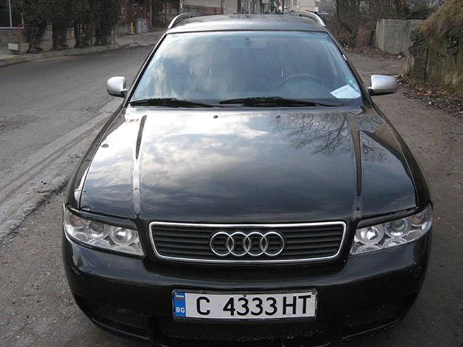 Audi A4 1.8 20V turbo 180 kw  Image