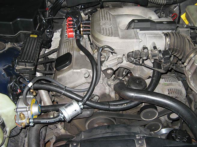 Image No3 for BMV 318 16v