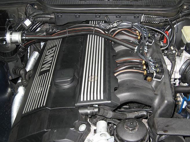 Image No2 for BMV 320 V6 150kw
