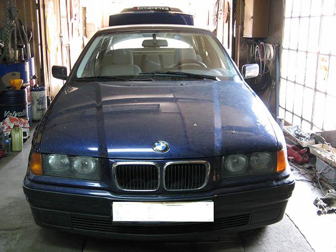BMV 320 V6 150kw  Image