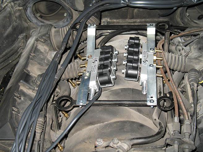 Image No3 for BMV 544 V8 350 kw