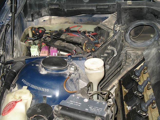 Image No4 for BMV 544 V8 350 kw