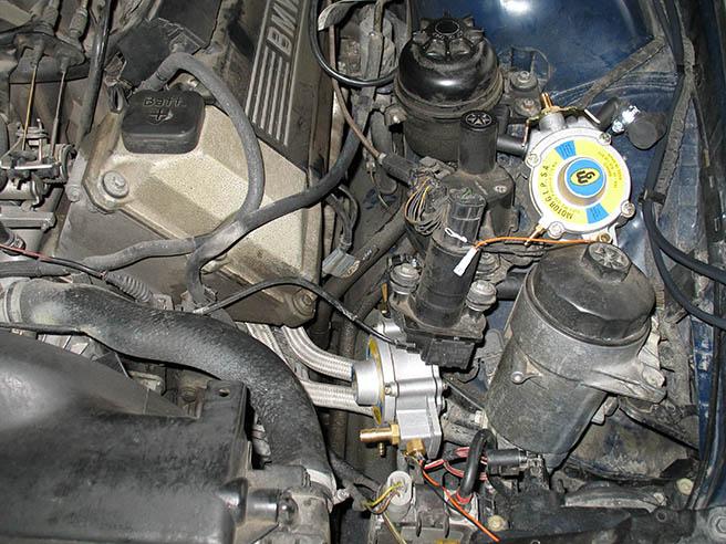 Image No5 for BMV 544 V8 350 kw