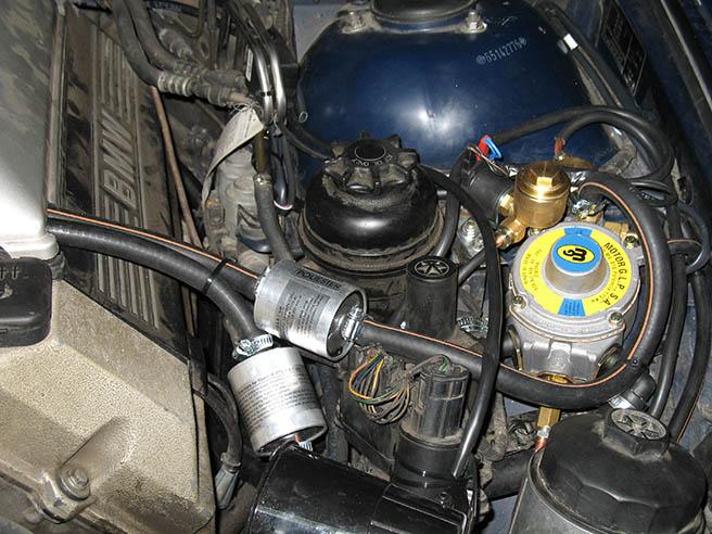 Image No2 for BMV 544 V8 350 kw