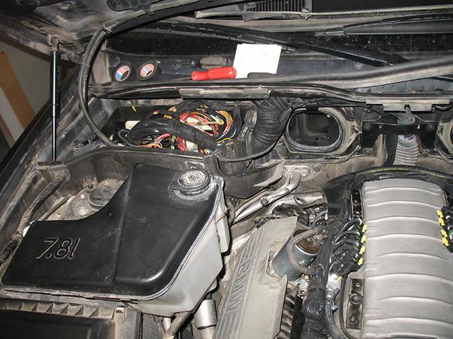Image No2 for BMV X-5 4.4 V8