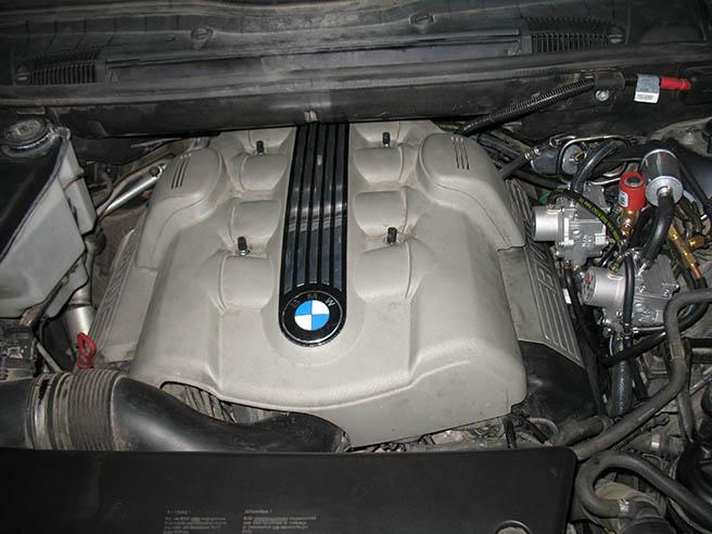 Image No3 for BMV X-5 4.4 V8