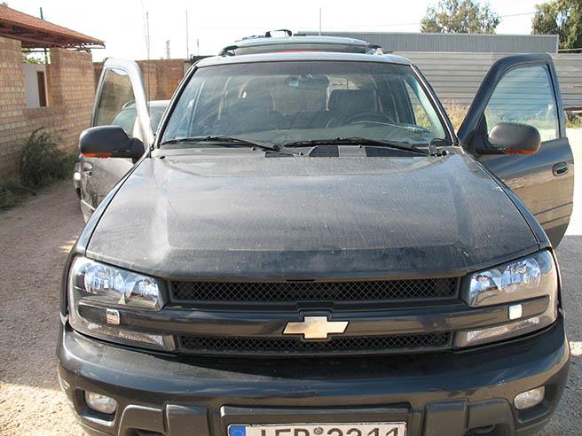 Chevrolet Blazer 4.2 v6  Image